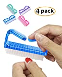 Handle Nail Brush Fingernail Brush Cleaner Hand Scrub Cleaning Brush for Toes