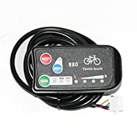 24V/36V e-Bike 3-speed PAS LED Control Panel/Display Meter-880 for Electric Bicycle DIY Conversion Parts
