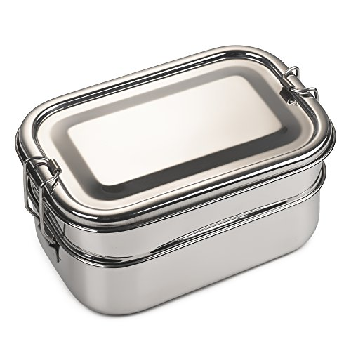 Aluminum Bento Box - 1