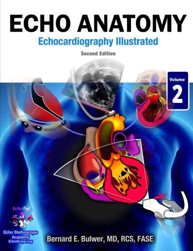 Echo Anatomy: Second Edition (Echocardiography Illustrated) (Volume 2)