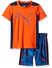 PUMA Boys Boys' Davis 2 Piece Set