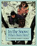In the Snow, Lindsay Barrett George, 0688170560