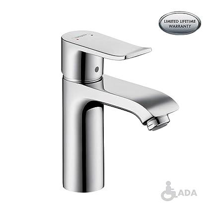 Astonishing Hansgrohe 04552005 Metris Bathroom Faucet Chrome Interior Design Ideas Helimdqseriescom
