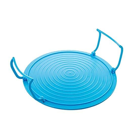 D dolity 1 x soporte plato microondas bandeja plato rejilla plana ...