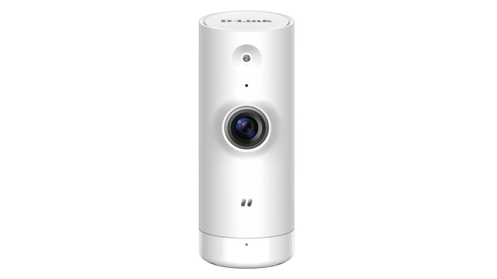 D-Link Mini HD Wi-Fi Camera – HD Resolution – Night Vision – Remote Access – Indoor – White (DCS-8000LH) by D-Link