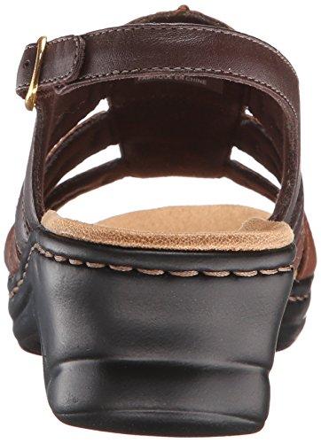 Multi Women's leather Q Brown Marigold Lexi Clarks qWCPSOwBq