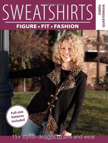 (Sweatshirts: 15+ Stylish Designs to Sew and Wear )