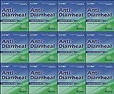 Loperamide HCL 2 mg 144 Caplets Generic Imodium A-D Anti-Diarrheal