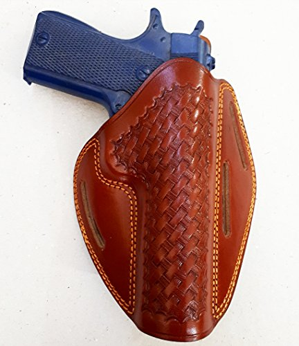 - Dazzling Pro | 1911 Leather OWB Holster Handmade