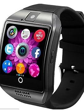 Smart Watch Q18 con pantalla táctil cámara para android y ...