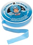 Millrose 70885 Monster Roll PTFE Thread Seal Tape, 1/2-Inch x 1429-Inch, Blue