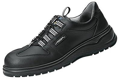 Abeba Arztschuhe Laborschuhe schwarz ABEBA 1138, Chaussures de sécurité  pour homme Noir Noir - Noir
