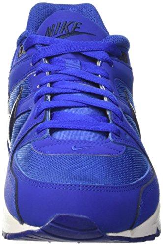 Nike Air Max Command, Zapatillas de Running para Hombre Azul / Blanco (Game Royal / Midnight Navy-White)