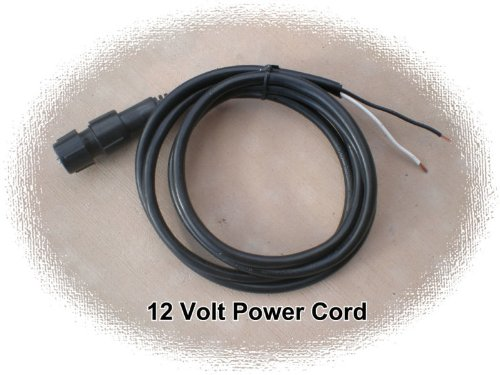 2 Wire Led Rope Light Power Cord - 1