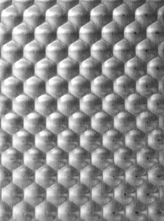 Amazon.com: rigidized 6HC patrón sin pulir con textura chapa ...