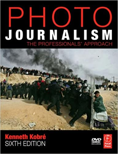 photojournalism fifth edition the professionals approach