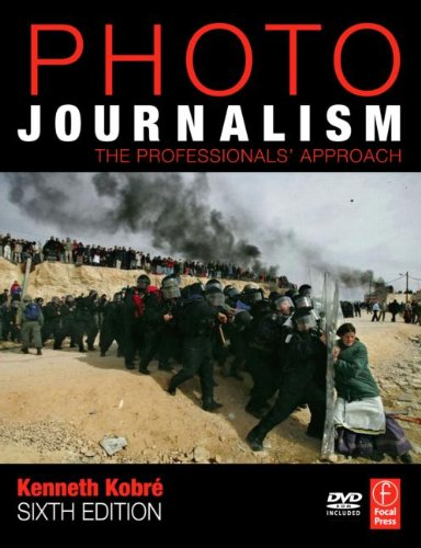 Photojournalism, Sixth Edition: The Professionals' Approach (Best Player For Vob Files)
