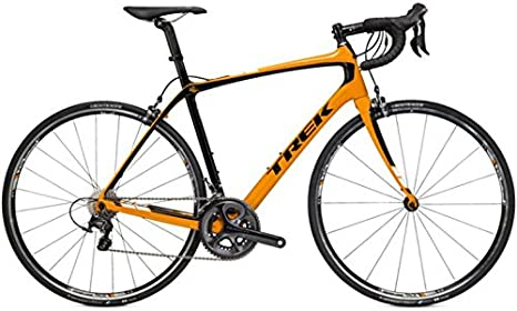 Trek Domane 5.2.Carbon, Carreras, 2015, Color Naranja Negro, Rh ...