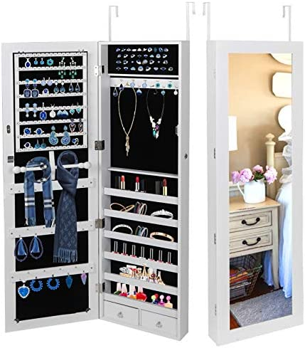 SUPER DEAL Jewelry Lockable Organizer product image