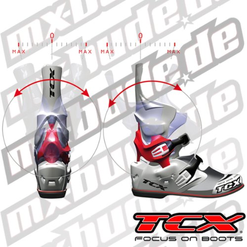 TCX Pro 2.1 Botas Motocross blanco