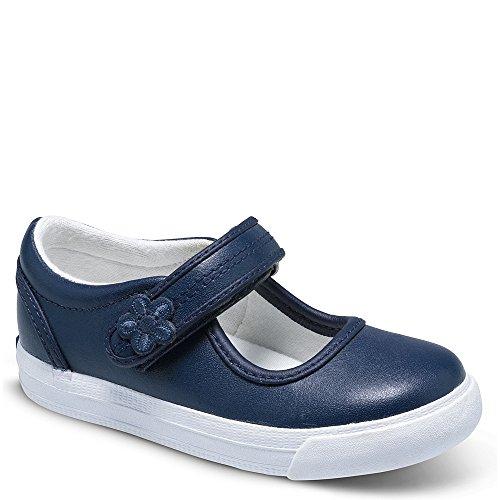 Keds unisex-child Ella Mary Jane Sneaker ,Navy,12 M US Little covid 19 (Keds Childrens Shoes coronavirus)