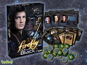Firefly Out to the Black Card Game by Toy Vault Inc.: Amazon.es ...