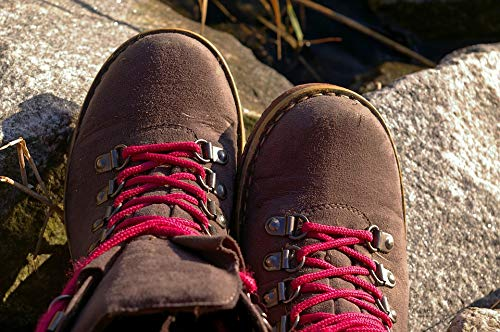 Photography Poster - Shoe, Trekking, Eyelets, Sole, 24