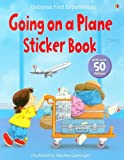 Going on a Plane Sticker Book, Anna Civardi, 0794521800