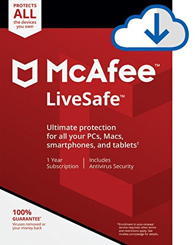 McAfee LiveSafe [Download Code]