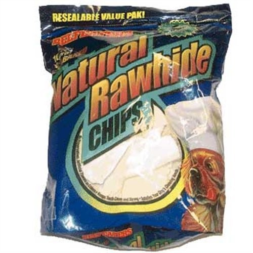 Beefeaters Natural Rawhide Chips, 2-Pound (Beefeaters Rawhide Chips)