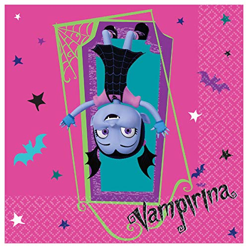 Plus Party Planning Checklist by Mikes Super Store Vampirina Birthday Party Supplies Bundle Pack for 16 Guests