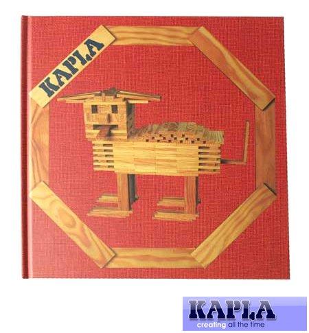 Kapla Red Book (#KBR)