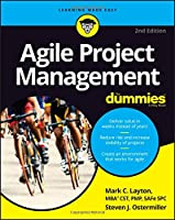 Agile Project Management For Dummies, 2nd Edition Front Cover