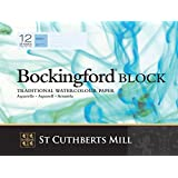 "Bockingford 300gsm Block 16"" x 12"" (31 x 41cm) NOT"