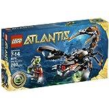 LEGO® Atlantis Deep Sea Striker 8076