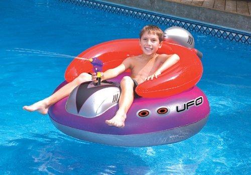 (Swimline UFO Spaceship Squirter (Renewed))