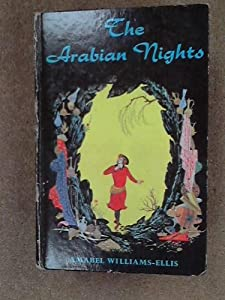 Hardcover The Arabian Nights. Stories retold by Amabel Williams-Ellis Book