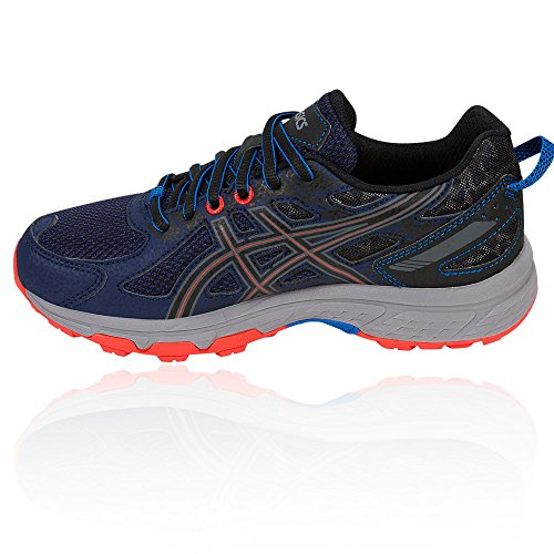 GS Blue Junior Navy Gel Corsa Trail Scarpe 6 Venture Asics da xw4qT7qt
