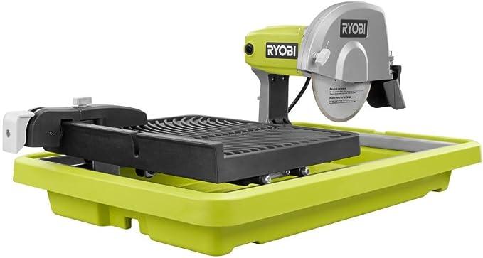 Ryobi 7-inch Overhead Wet Tile Saw