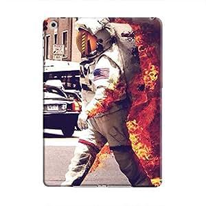 Cover It Up - Burning Astronaut iPad Mini 1/2 Hard case