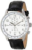 Lucien Piccard Men's LP-10503-02-BK Montilla Analog Display Japanese Quartz Black Watch from Lucien Piccard