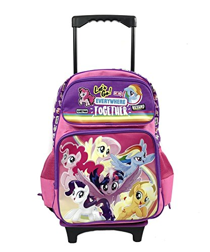 My Little Pony Purple & Pink Canvas 16