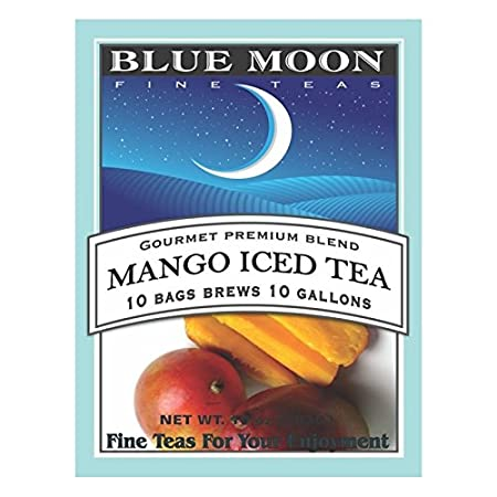 Review Blue Moon Iced Tea