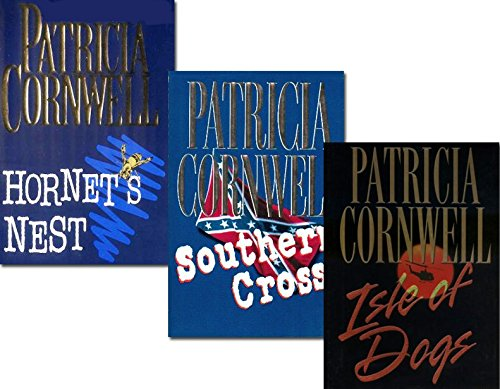 Patricia Cornwell's Andy Brazil Series: Hornet's Nest, Southern Cross, Isle of Dogs (Three Complete Novels)