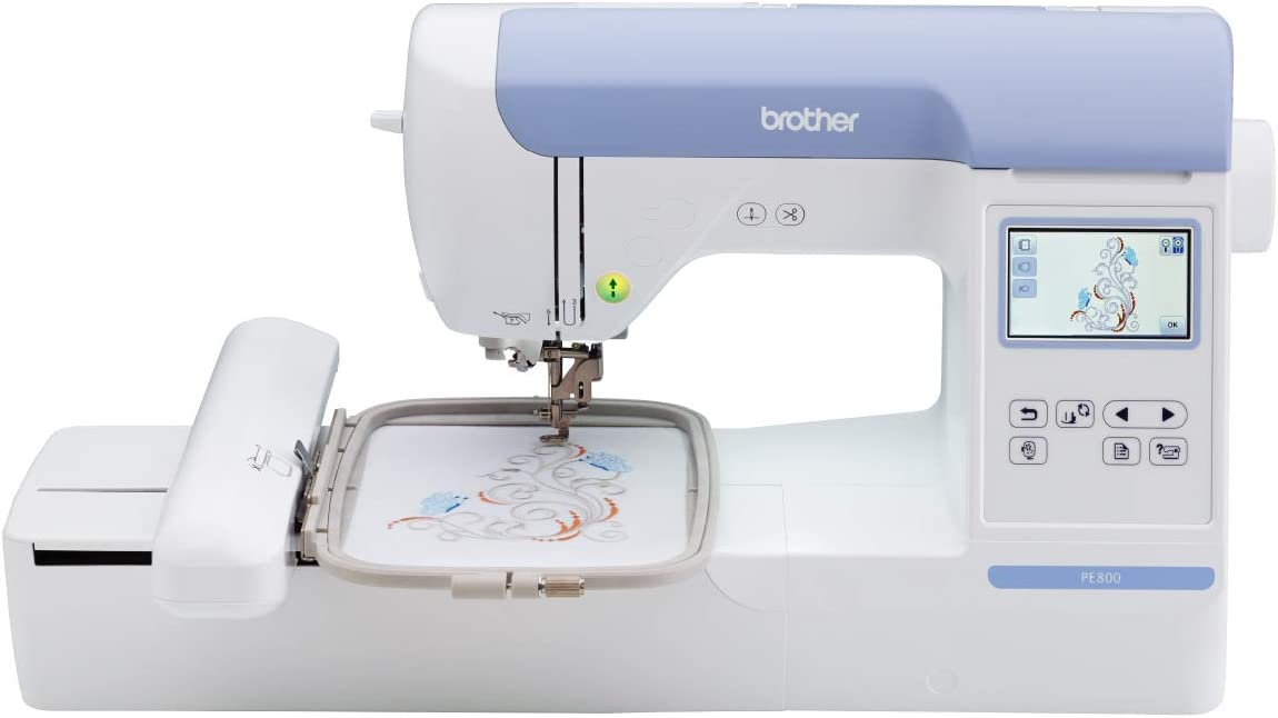 Best Embroidery Machine-Brother PE800