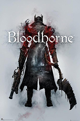 Bloodborne Poster 24 x 36in
