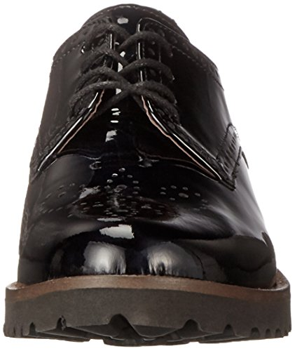 Derby Shoes Fashion Pazifik Femme Gabor Gabor Bleu Cognac 96 dPqWzt