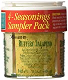 Wabash Valley Farms 4 Seasonings Popcorn Sampler Pack