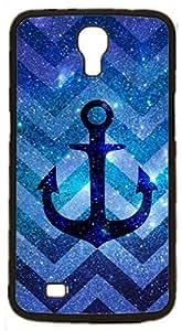 chevron anchor boat Hard Case for Samsung Galaxy Mega 6.3 I9200 I9205 ( Sugar Skull ) by ruishername