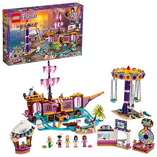 레고(LEGO) 프렌즈 하트 레이크 유원지 41375 블럭 장난감 소녀